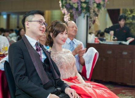 【台北婚攝 | 新莊翰品酒店 】志華 亞菲 訂結婚禮紀錄